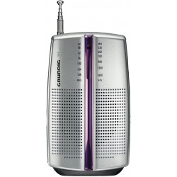 Radio Portabile Grundig City 31 chrome